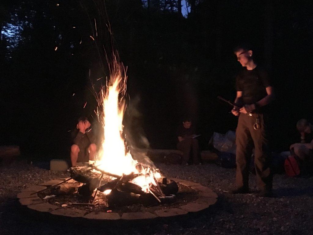 Campfire Tradition