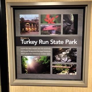 Turkey Run State park