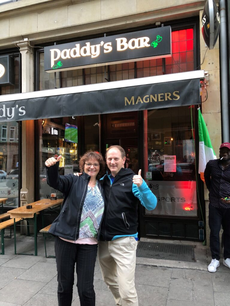 Ireland Meets Hamburg