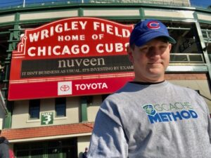 Geocache Method Hits 1000 at Wrigley Field