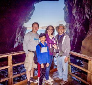 Sunny Jims Cave La Jolla