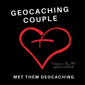Geocacher Couple